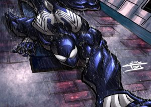 symbiote-spidey-colors